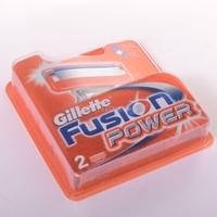 GILLETTE FUSION POWER, 2 сменные кассеты для бритья
