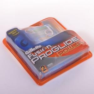 GILLETTE FUSION PROGLIDE POWER, 2 сменные кассеты для бритья