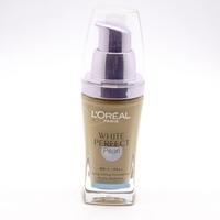 L'OREAL WHITE PERFECT PEARL - в ассортименте, тональный крем 30 мл