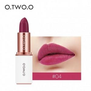 O.TWO.O (№04) - 1 штука, помада для губ
