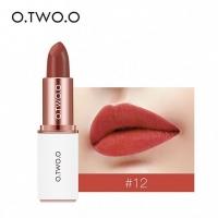 O.TWO.O (№12) - 1 штука, помада для губ