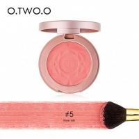 O.TWO.O - №5 ROSE RAIN, румяна компактные