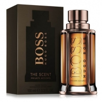 BOSS HUGO THE SCENT PRIVATE ACCORD, туалетная вода для мужчин 100 мл