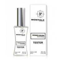 MONTALE ROSES MUSK, тестер для женщин 60 мл (производство ОАЭ)