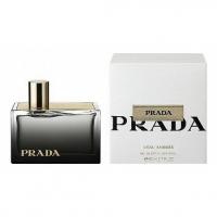 PRADA L'EAU AMBREE, парфюмерная вода для женщин 80 мл