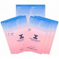 JAYJUN - 10 штук, маска трёхступенчатая тканевая для лица 25 мл
