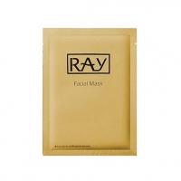 RAY (с коллоидным золотом), маска омолаживающая для лица