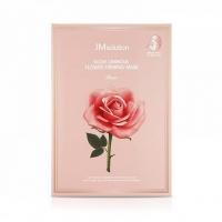JMSOLUTION (с экстрактом дамасской розы), маска тканевая