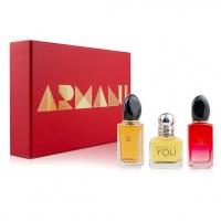 GIORGIO ARMANI 3*25 мл, парфюмерный набор для женщин 3 в 1