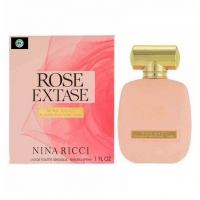 NINA RICCI ROSE EXTASE, туалетная вода для женщин 80 мл (европейское качество)