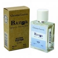 CHRISTIAN LACROIX BAZAR, тестер VIP для мужчин 60 мл (Made in UAE)
