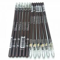 M.A.C, карандаши для бровей с точилкой коричневые (12 штук)
