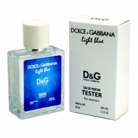 DOLCE & GABBANA LIGHT BLUE, тестер VIP для женщин 60 мл (Made in UAE)
