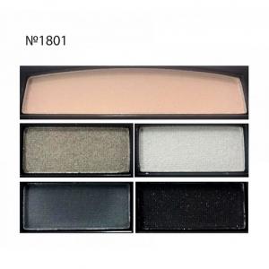 CHANEL LES BEIGES - №1801, тени для век 5 цветов 4.5 г