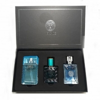 VERSACE 3*30 мл, парфюмерный набор для мужчин 3 в 1