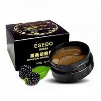 ESEDO KOREA (с экстрактом ежевики) - 60 штук, гидрогелевые патчи для глаз