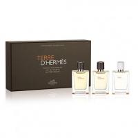 HERMES TERRE D'HERMES 3*25 мл, парфюмерный набор для мужчин 3 в 1
