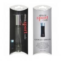 GIORGIO ARMANI CODE SPORT, парфюм-ручка для мужчин 15 мл