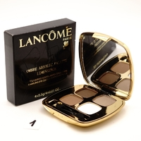 LANCOME OMBRE ABSOLUE PALETTE LUMESSENCE - №1, тени для век 4 цвета 4*0.5 г