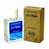 DAVIDOFF COOL WATER, тестер VIP для женщин 60 мл (Made in UAE)