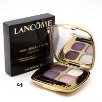 LANCOME OMBRE ABSOLUE PALETTE LUMESSENCE - №4, тени для век 4 цвета 4*0.5 г