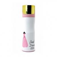PINK DRESS, парфюмированный дезодорант для женщин 200 мл (производство ОАЭ)