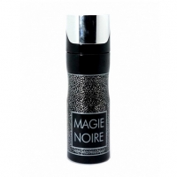 MAGIE NOIRE, парфюмированный дезодорант для мужчин 200 мл (производство ОАЭ)