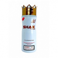 SHAIK PLATINUM W 238 (HUGO BOSS THE SCENT), женский дезодорант 200 мл