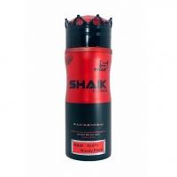 SHAIK PLATINUM M&W 10011 (MAISON FRANCIS KURDJIAN BACCARAT ROUGE 540 EXTRAIT), дезодорант унисекс 200 мл