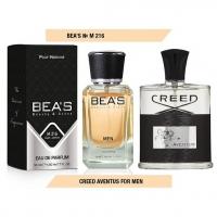 BEA'S M 216 (CREED AVENTUS), мужская парфюмерная вода 50 мл