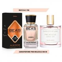 BEA'S U 708 (ZARKOPERFUME PINK MOLeCULE 090 09), парфюмерная вода унисекс 50 мл
