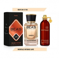 BEA'S U 703 (MONTALE INTENSE CAFE), парфюмерная вода унисекс 50 мл