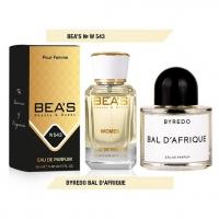 BEA'S W 543 (BYREDO BAL D'AFRIQUE), женская парфюмерная вода 50 мл