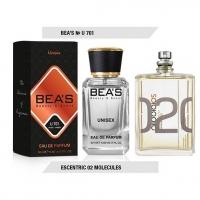 BEA'S U 701 (ESCENTRIC MOLECULES ESCENTRIC 02), парфюмерная вода унисекс 50 мл