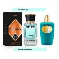BEA'S U 727 (SOSPIRO ERBA PURA), парфюмерная вода унисекс 50 мл
