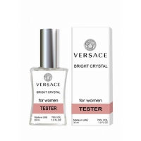 VERSACE BRIGHT CRYSTAL, тестер для женщин 35 мл (производство ОАЭ)