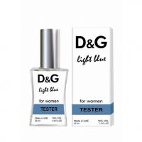 DOLCE & GABBANA LIGHT BLUE, тестер для женщин 35 мл (производство ОАЭ)