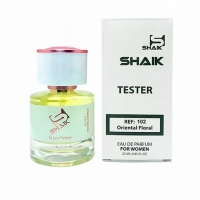 SHAIK TESTER REF: 102 (GUCCI FLORA BY GUCCI EAU DE PARFUM), тестер парфюмерной воды для женщин 25 мл