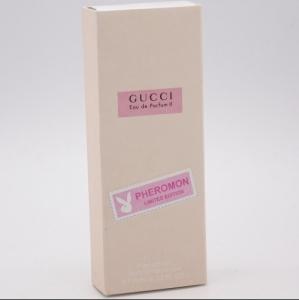 GUCCI EAU DE PARFUM II, женские масляные духи с феромонами 10 мл
