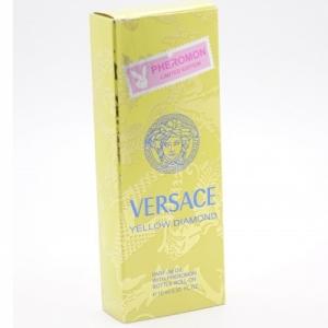 VERSACE YELLOW DIAMOND, женские масляные духи с феромонами 10 мл