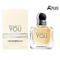 A-PLUS GIORGIO ARMANI EMPORIO ARMANI BECAUSE IT'S YOU, парфюмерная вода для женщин 100 мл