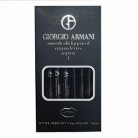 GIORGIO ARMANI, карандаши для губ цветные (24 штуки)