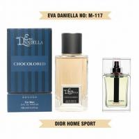 EVA DANIELLA M-117 CHOCOLORED (DIOR HOMME SPORT), мужская парфюмерная вода 100 мл