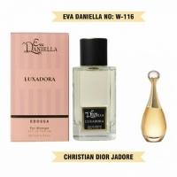 EVA DANIELLA W-116 LUXADORA (DIOR J'ADORE), женская парфюмерная вода 100 мл