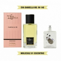 EVA DANIELLA W-140 PARTICLE 01 (ESCENTRIC MOLECULES MOLECULE 01), парфюмерная вода унисекс 100 мл