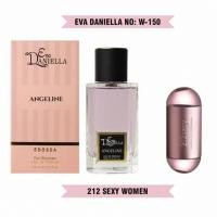 EVA DANIELLA W-150 ANGELINE (CAROLINA HERRERA 212 SEXY), женская парфюмерная вода 100 мл