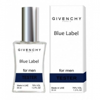 GIVENCHY POUR HOMME BLUE LABEL, тестер для мужчин 35 мл (производство ОАЭ)