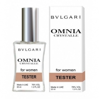 BVLGARI OMNIA CRYSTALLINE, тестер для женщин 35 мл (производство ОАЭ)