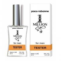 PACO RABANNE 1 MILLION, тестер для мужчин 35 мл (производство ОАЭ)