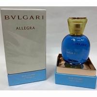 BVLGARI ALLEGRA RIVA SOLARE, парфюмерная водя для женщин 100 мл